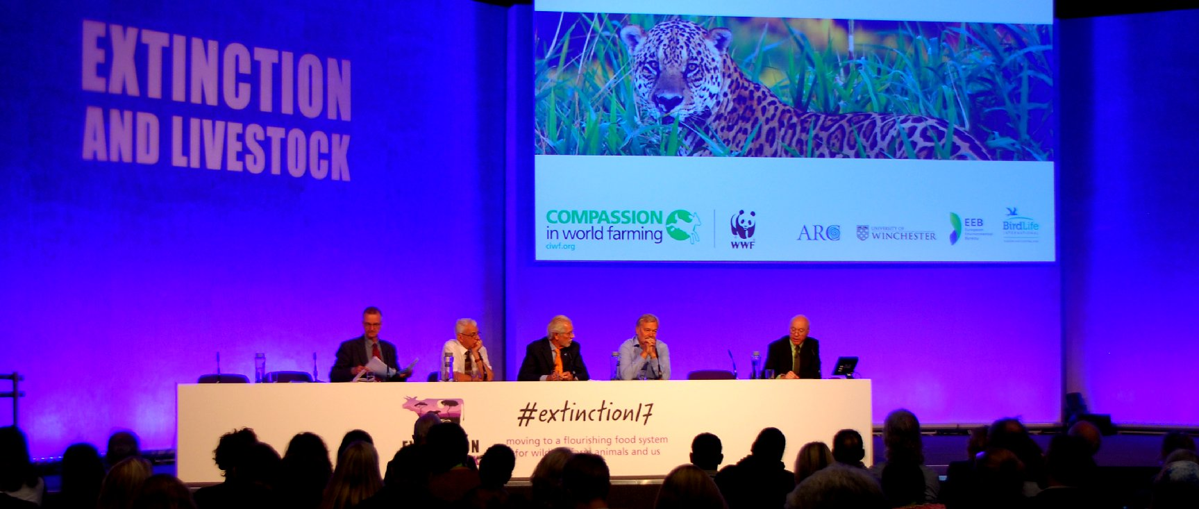 Extinction and livestock CiWF conference