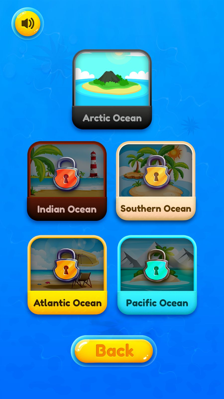 The oceans menu android app store apple