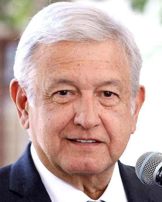 Andrés Manuel López Obrador, Mexicano Presidente
