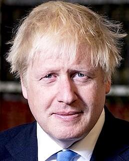 Boris Johnson, Prime Minister, United Kingdom