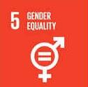 Gender equaltiy for men and women UN SDG 5