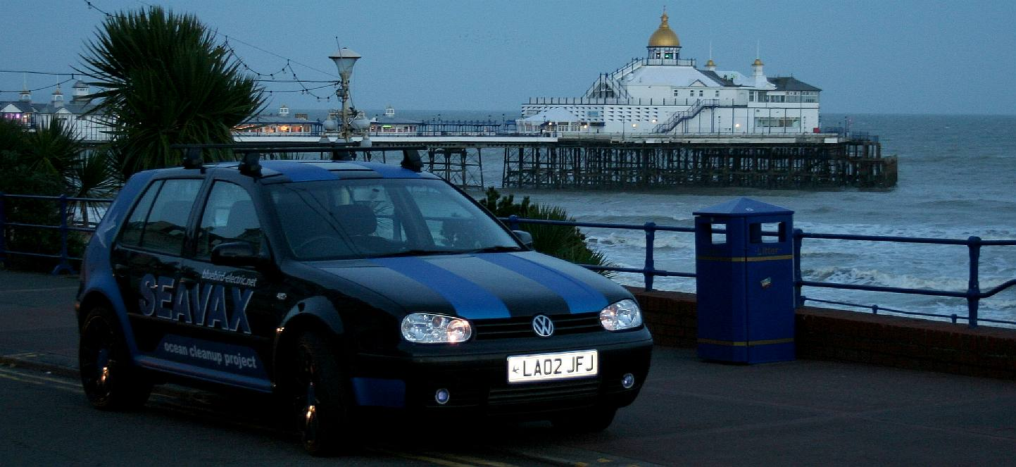 Eastbourne is a coastal town reliant on tourism