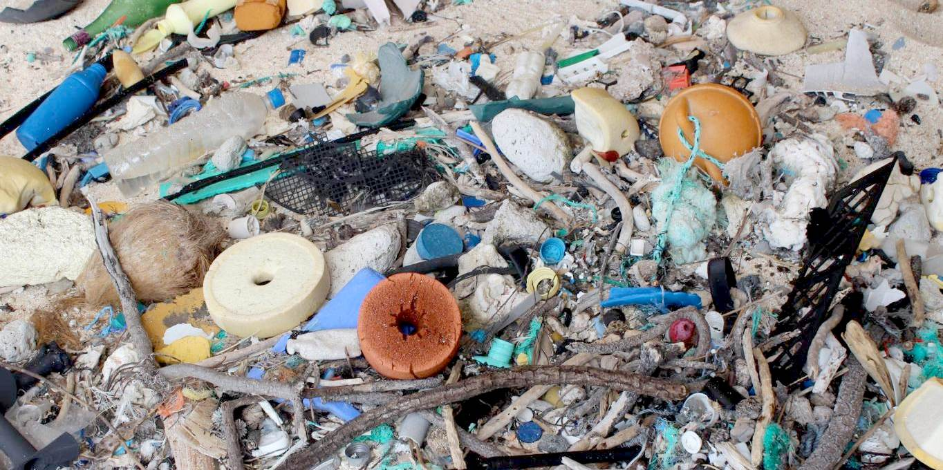 Microplastic ocean pollution the independent henderson island beaches of a remote british island in the south pacific are littered with an estimated 377 million pieces of plastic sciox Image collections
